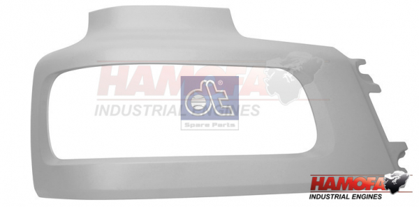 DAF LAMP COVER 1363372 NEW