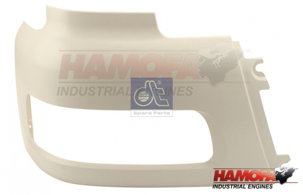 DAF LAMP COVER 1363374 NEW