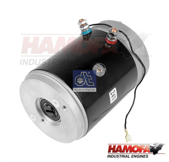 SCANIA ELECTRIC MOTOR 1375598 NEW