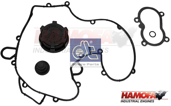SCANIA GASKET KIT 1517146 NEW