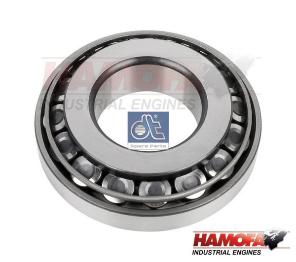 DAF TAPERED ROLLER BEARING 384810 NEW