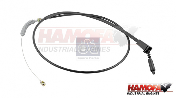 IVECO THROTTLE CABLE 41029184 NEW