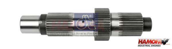 IVECO SHAFT 42102309 NEW