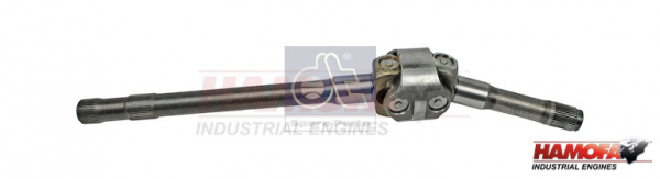 IVECO PROPELLER SHAFT 42103392 NEW