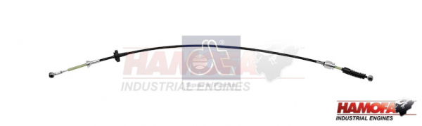 IVECO BOWDEN CABLE 500317509 NEW