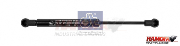 RENAULT GAS SPRING 5010290528 NEW