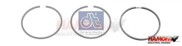 IVECO PISTON RING KIT 504016815S9 NEW