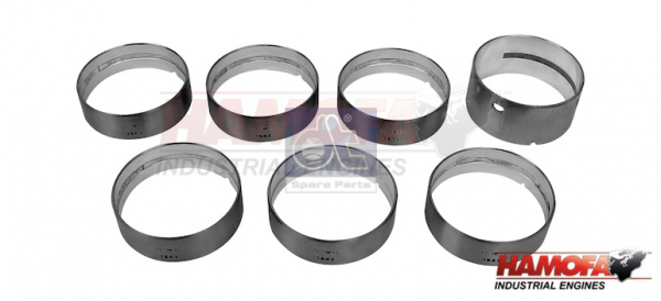 IVECO CAMSHAFT BEARING KIT 504078220S NEW