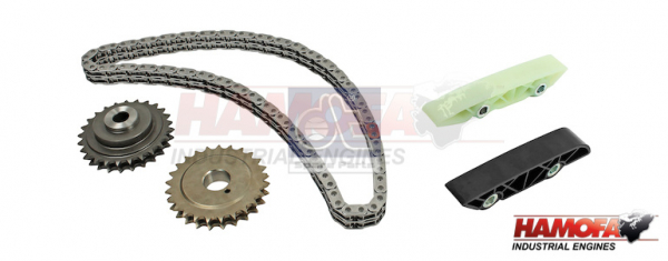 FIAT TIMING CHAIN 504294672 NEW