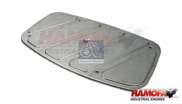 MAN HEAT SHIELD 81.15110.0361 NEW