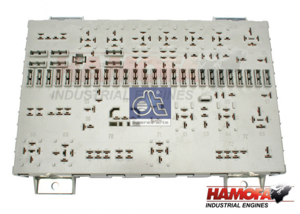 MAN CENTRAL ELECTRICAL SYSTEM 81.25435.0474 NEW