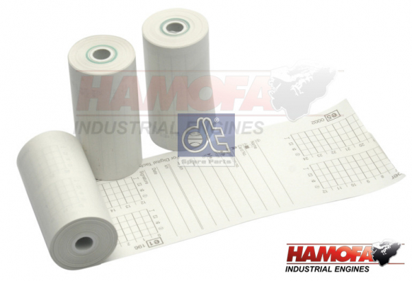 MAN PAPER ROLL SET 81.27103.6001 NEW
