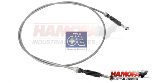 MAN CONTROL CABLE 81.32655.6249 NEW