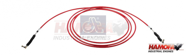 MAN CONTROL WIRE 81.95501.6345 NEW