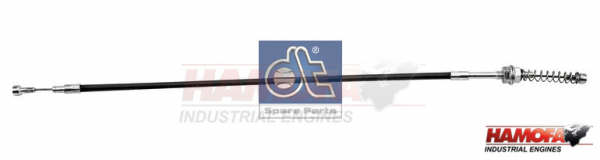 VOLVO CONTROL WIRE 8144030 NEW