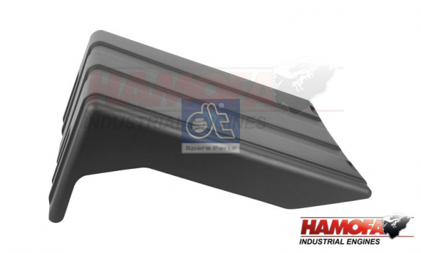 IVECO BATTERY COVER 98474429 NEW