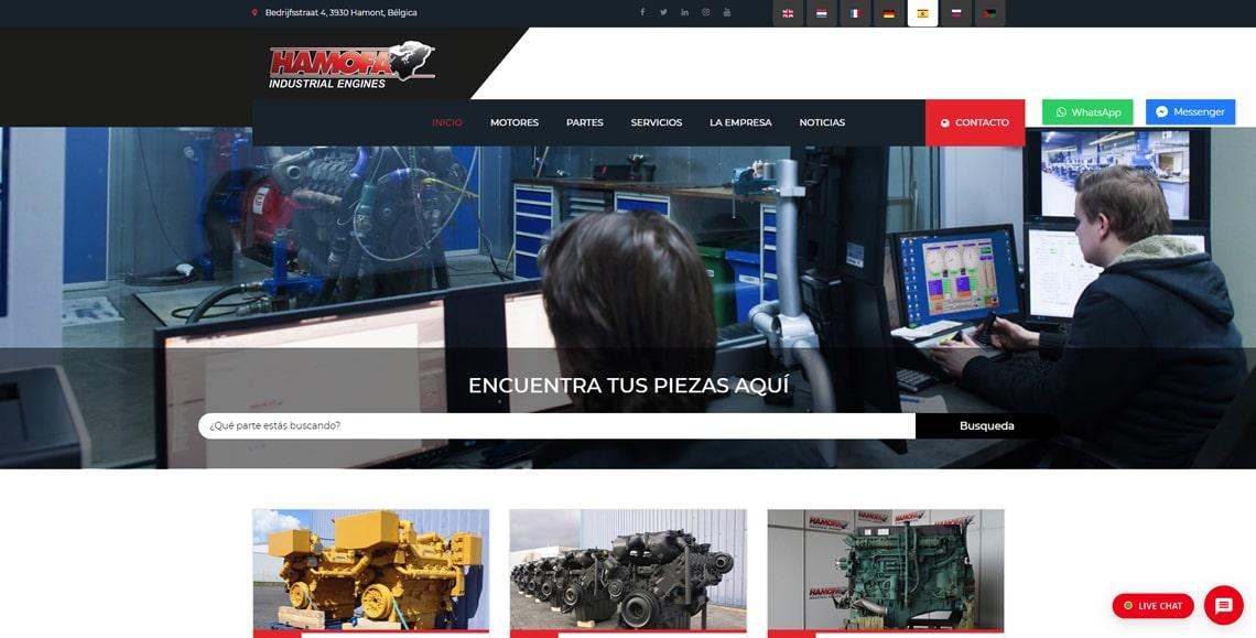 Nuestro nuevo sitio web se ha actualizado!